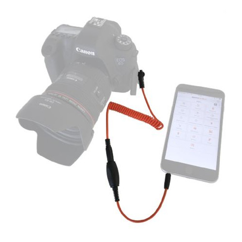 Miops Smartphone Shutter Release MD-C1 with C1 cable for Canon