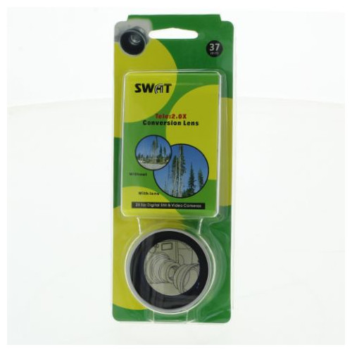 Swat Téléconvertisseur 2.0x 37 mm