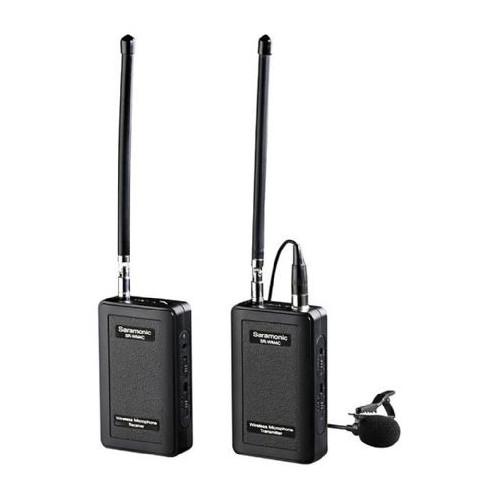 Saramonic Kit Micro sans fil SR-WM4C VHF