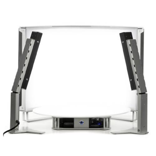 Mode360 Twister Mini Turntable (plaque tournate) avec éclairage