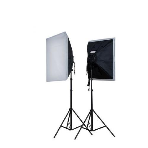 Falcon Eyes Kit lampe Daylight LH-ESB5050K2 2x40W
