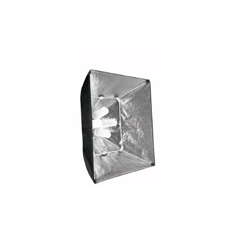 Falcon Eyes Kit lampe Daylight LH-ESB6060K 8x40W