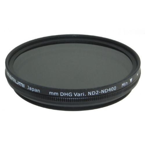 Marumi Filtre à densité neutre variable ND2-ND400 DHG 52 mm