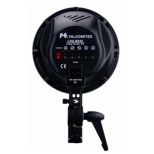 Falcon Eyes Lamp holder + Octabox 80cm LHD-B928FS 9x28W