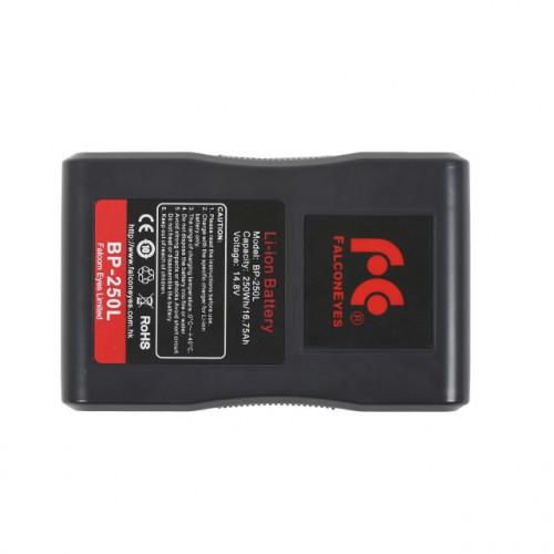 Falcon Eyes Batterie V-Mount 250Wh 14.8V 17000mAh