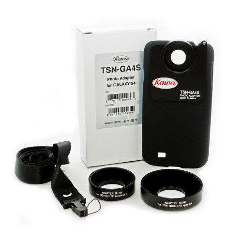 Kowa Adaptateur Smartphone Galaxy S4 TSN-GA4s pour digiscopie