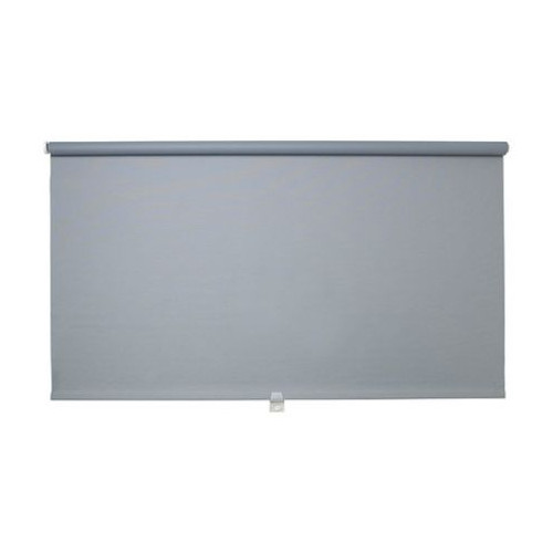 Id Photo Roller Blind (Fond de studio pour photos d'identité) gris