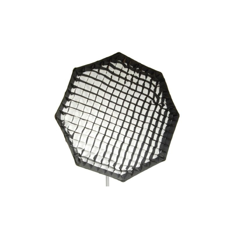 Falcon Eyes Kit octabox pliable + grille nid d'abeille FEOB-11HC 110 cm