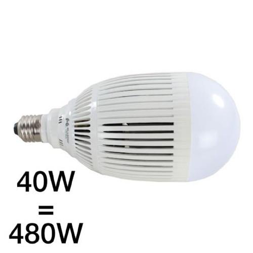 Falcon Eyes Ampoule LED Daylight 40W E27 ML-LED40F