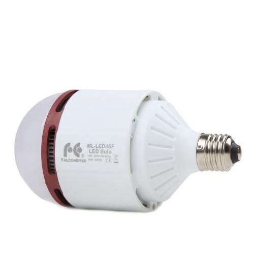 Falcon Eyes LED Daylight Lamp 45W E27 ML-LED45F