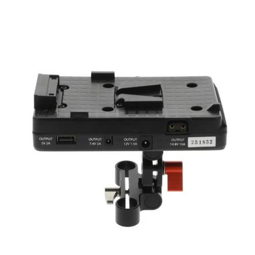 Falcon Eyes Support de batterie V-Mount SP-DBSY-2