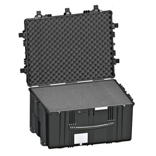 Explorer Cases Caisse rigide 7745 noir intérieur en mousse 836x641x489