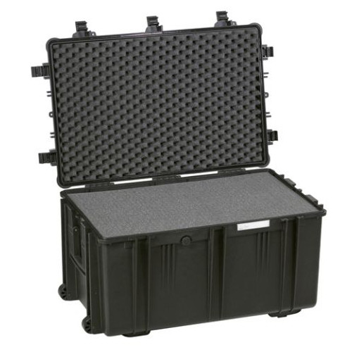 Explorer Cases Caisse rigide 7641 noir intérieur en mousse 860x560x460
