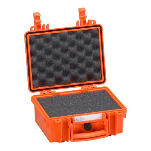Explorer Cases rigide 2209 Orange intérieur en mousse 246x215x112