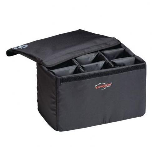 Explorer Cases Divider H pour valise 5833