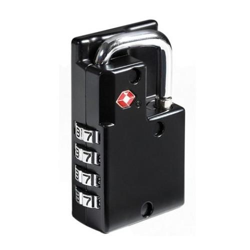 Explorer Cases Serrure à combinaison pour caisse rigide TSA Approved