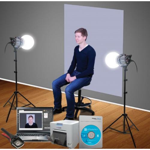 DNP ID Photo Studio Starter kit