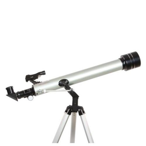 Byomic Beginners Refractor Télescope 60/700 avec sac