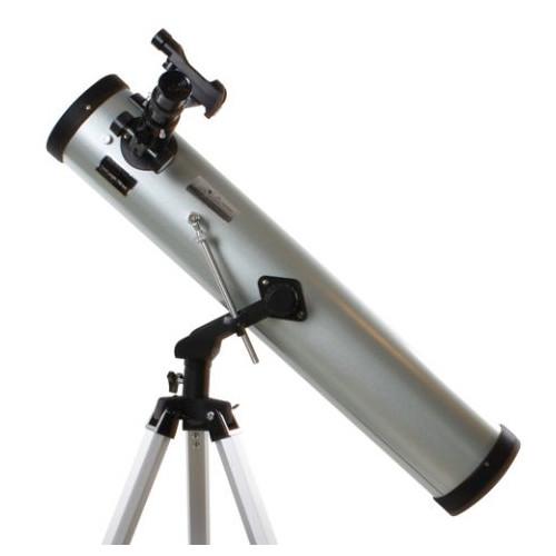 Byomic Reflector Télescope pour débutant 76/700 avec housse