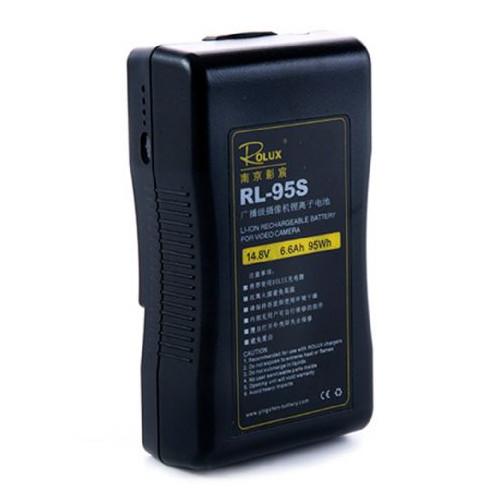 Rolux Batterie V-Mount RL-95S 95Wh 14.8V