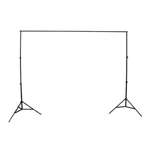 StudioKing Support de fond pour studio BG-2600A 240x305 (HxW) pour tissu ou rouleau