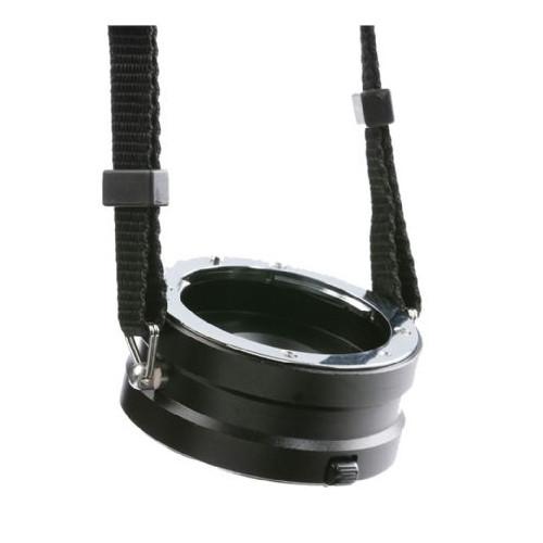 Micnova Equipement Porte-lentille double KK-LK1 pour Canon
