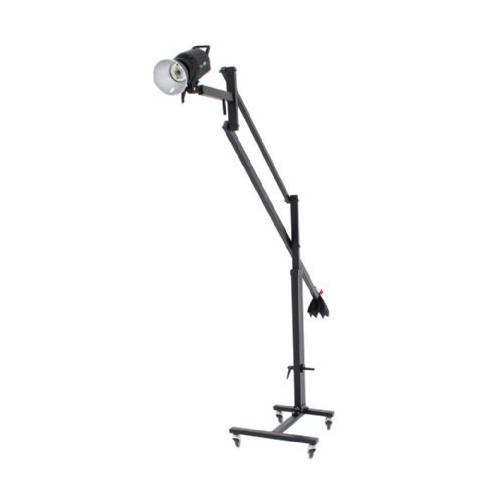 StudioKing Professionnel bras girafe + pied d'éclairage FPT-3601