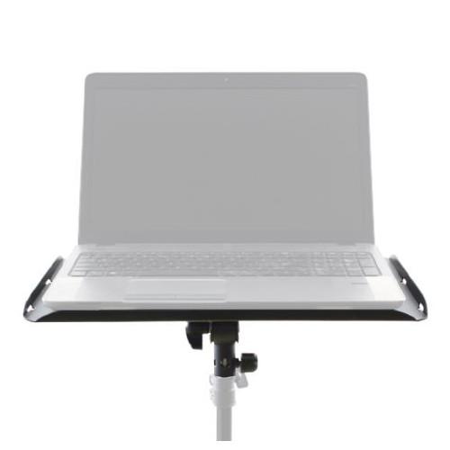 StudioKing Support pour ordinateur portable MC-1020 avec adaptateur spigot
