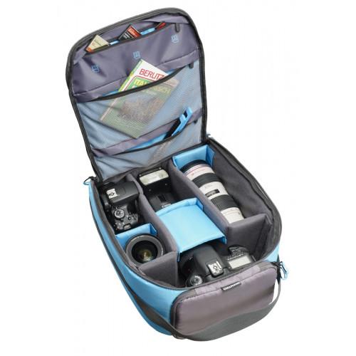 Cullmann Camera container mousse X-L-20 litres GrisBleu 25x32x15cm