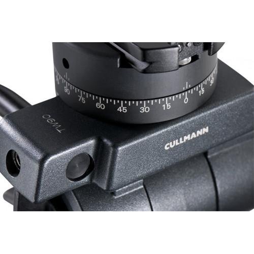Cullmann TITAN TW99 Tête Video, bloc auto-centreur panorama OX369