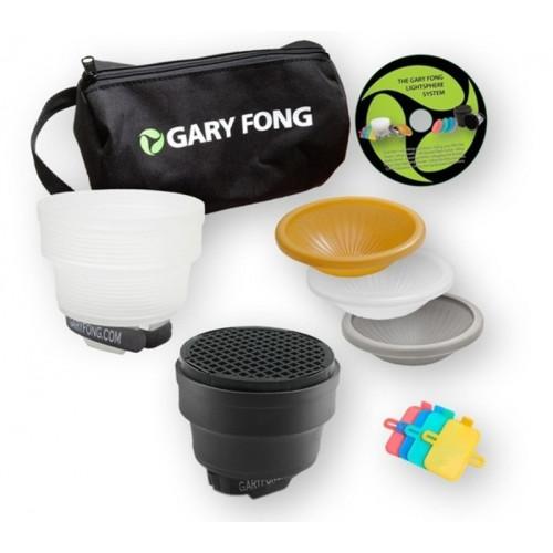 Gary Fong Diffuseur de Flash Cobra Lightsphere Démontable SM Fashion Kit