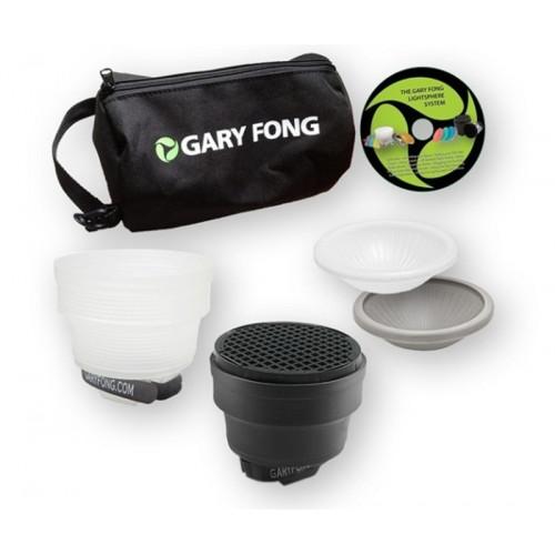 Gary Fong Diffuseur de Flash Cobra Lightsphere Démontable SM Portrait Kit