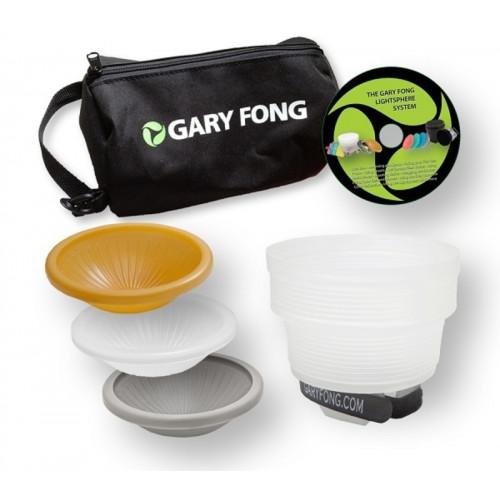 Gary Fong Diffuseur de Flash Cobra Lightsphere Démontable SM Wedding Kit
