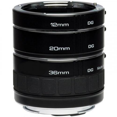 Kenko Jeu de 3 tubes allonges DG Nikon AF