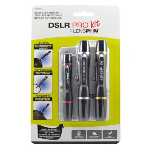 Lenspen DSLR Pro Kit New - 3 Stylos + Tissu