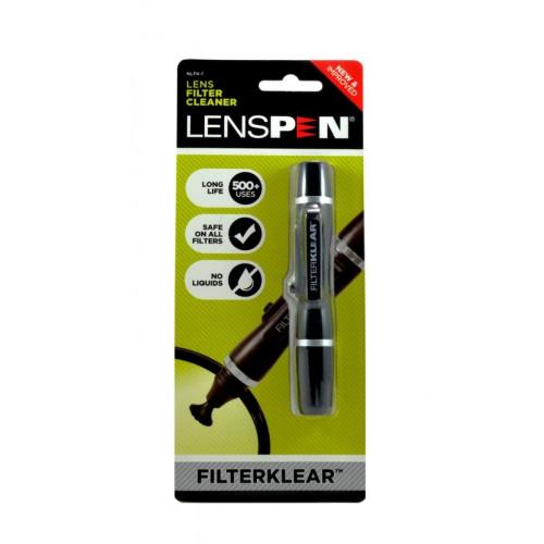 Lenspen Filter Klear - Nettoyeur carbone plat pour filtres