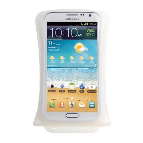 Dicapac Housse étanche pour Galaxy Note - Blanc