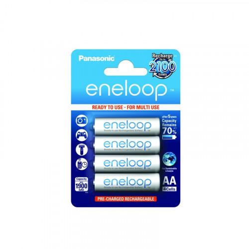 Eneloop Blister de 4 piles rechargeables LR06-AA