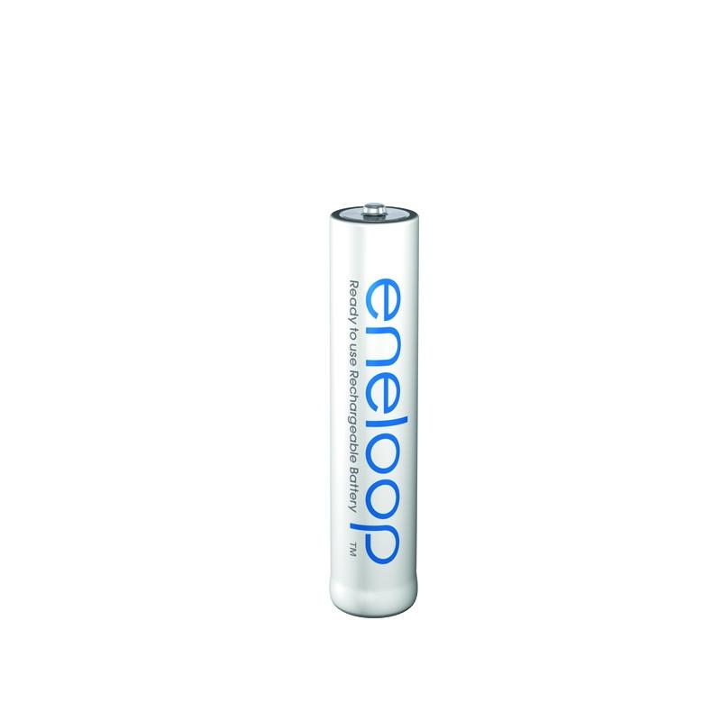 Eneloop Chargeur + 2 piles LR3-AAA
