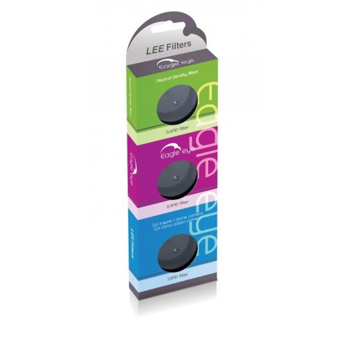 Lee Filters Eagle Eye Jeu de 3 filtres pour Drone ND 0.6-0.9-1.2