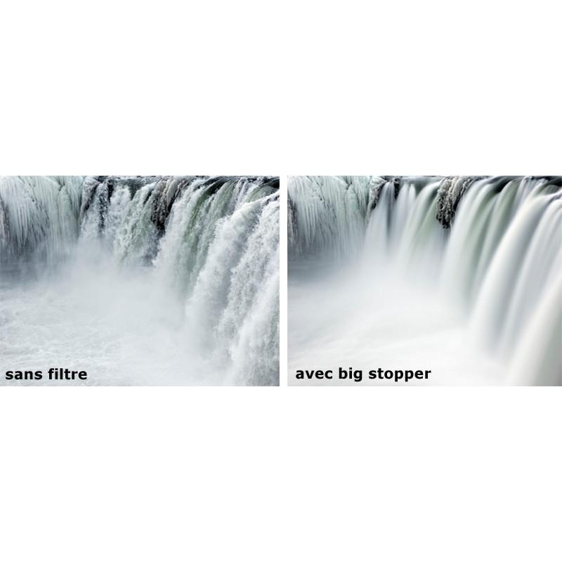 Lee Filters Filtre à densité neutre Big Stopper ND1000 100 mm