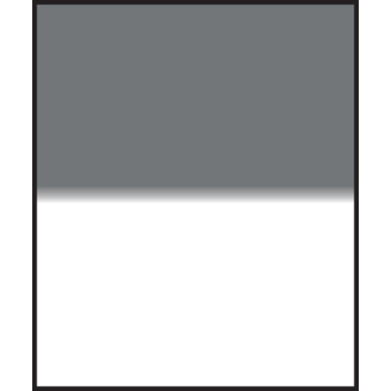 Lee Filters Filtre à densité neutre dégradé 0.6 GND Hard 100 mm