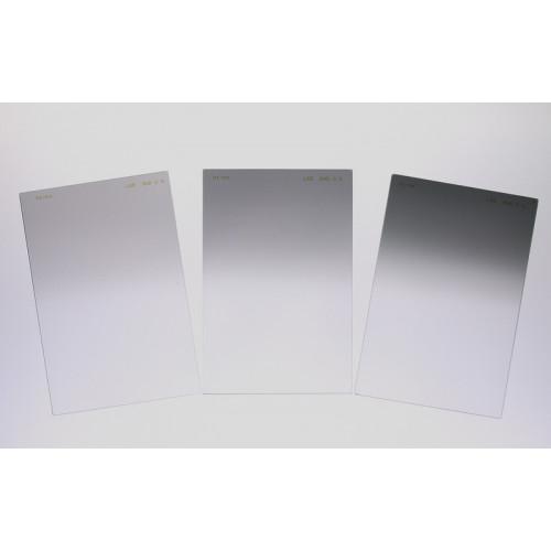 Lee Filters Jeu de 3 filtres dégradés ND Soft 100x150mm 0.3, 0.6, 0.9