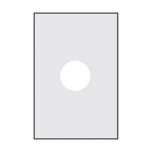 Lee Filters Mist Clear Spot 100x150mm Un 2mm th.