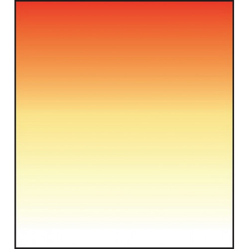 Lee Filters SW150 Filtre dégradé Sunset 2 150 x 170mm