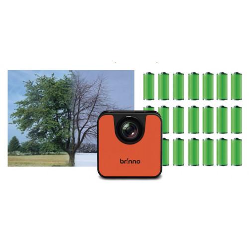 Brinno Caméra pour timelapse TLC120 Wi-Fi HDR