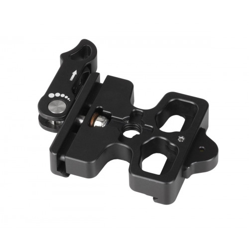 Genesis Base ASL-50 Lever Quick-Release Clamp