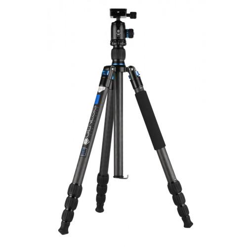 Genesis Base C3 Trépied + rotule BH-34 Kit (bleu)