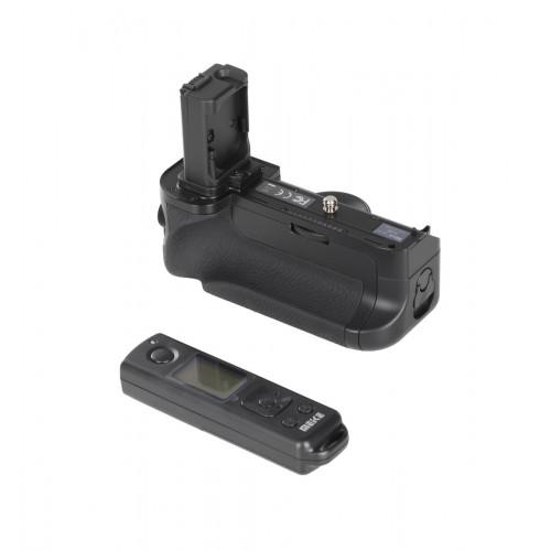 Meike Grip d'alimentation pour Sony A7/A7R Remote