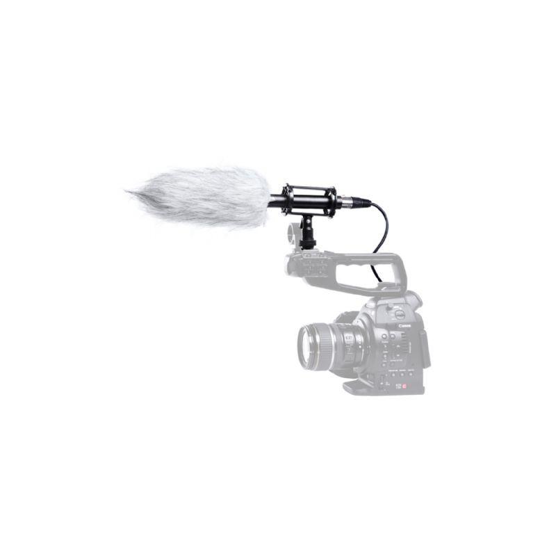 Boya Professional Condenser Shotgun Microphone BY-PVM1000